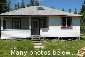 MacLeod Cottages in Nova Scotia