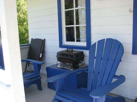 Relax in your own rented cottage in Nova Scotia